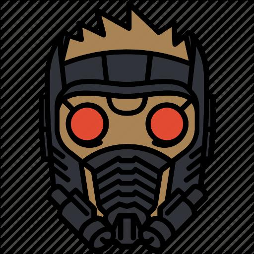 Guardian, Helmet, Marvel, Star Lord Icon