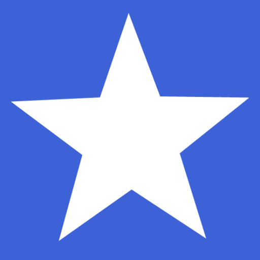 Cropped Star Icon