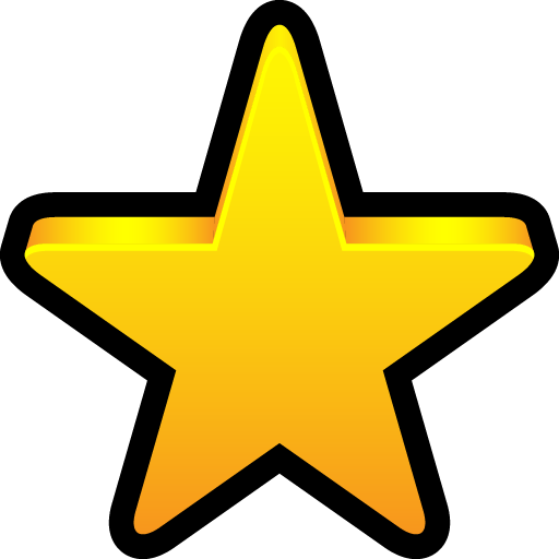 Blank, Bookmark, Favorites, Link, Star Icon