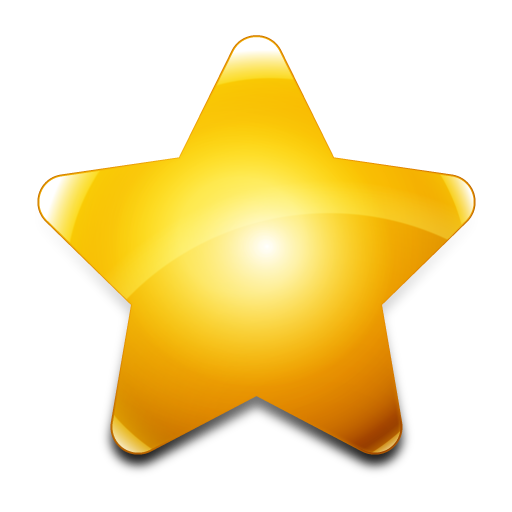 Favorites Star Icon Png