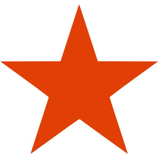 Soylent Red Star Icon