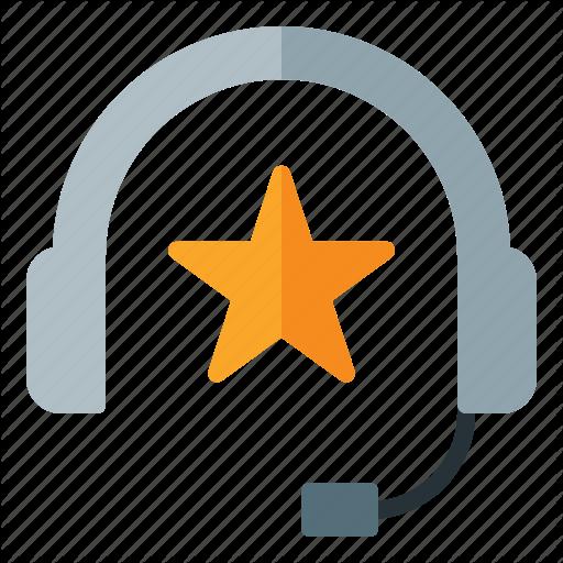 Communication, Fortnite, Game, Headphone, Pubg, Star, Team Icon