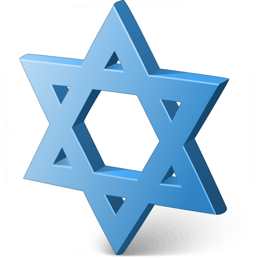 Iconexperience V Collection Star Of David Icon