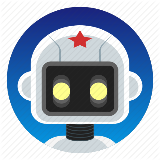 Android, App Icon, Bot, Droid, Robot, Space, Star Icon