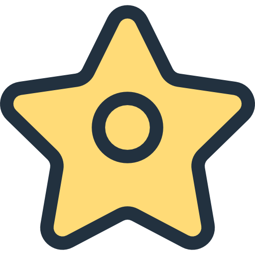 Signs, Favorite, Star Icon