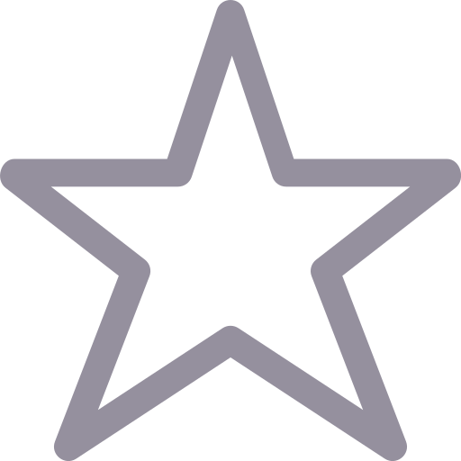 Star, Favourite, Empty Icon Free Of Icons Duetone