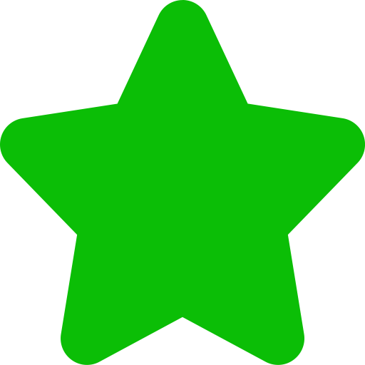 Star Green, Green, Green Latern Icon With Png And Vector Format