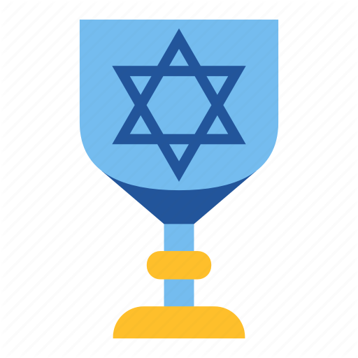 Chanukah, Goblet, Hanukkah, Israel, Jewish, Religious, Star