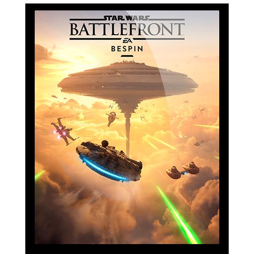 Icon Star Wars Battlefront Bespin