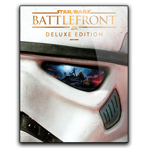 Icon Star Wars Battlefront Deluxe Edition