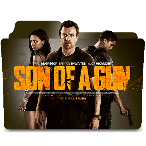 Son Of A Gun Folder Icon Icon