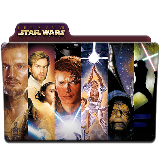 Star Wars Collection Folder
