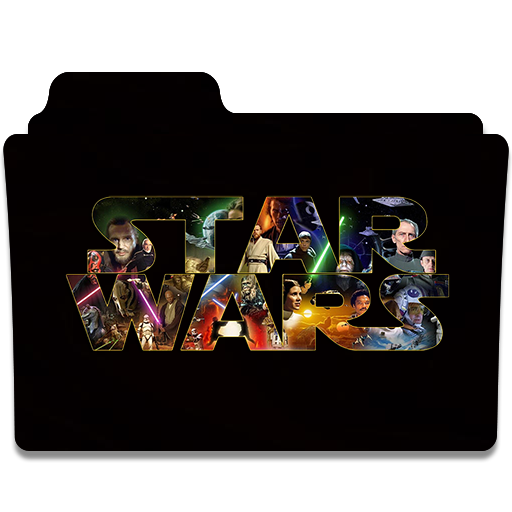 Star Wars Collection Folder Icon