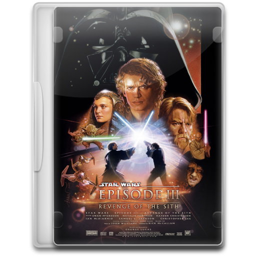 Star Wars Episode Iii Revenge Of The Sith Icon Movie Mega Pack