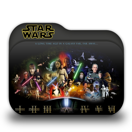 Star Wars Folder Icon