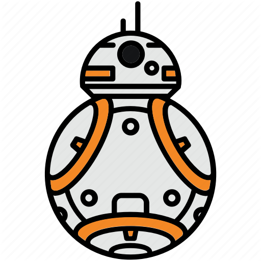 Droid, Robot, Star Wars Icon