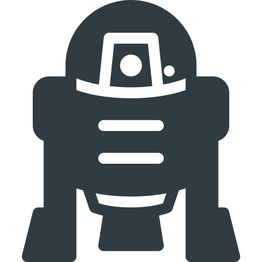 Droid, Robot, Star, Wars Icon