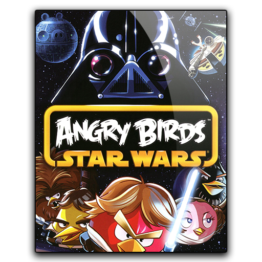 Icon Angry Birds Star Wars