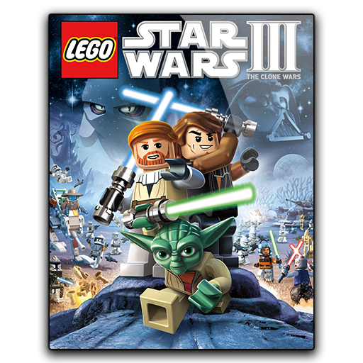 Icon Lego Star Wars Iii The Clone Wars