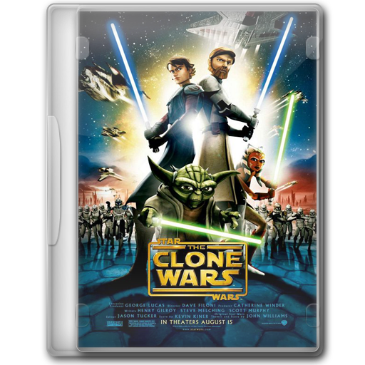 Star Wars The Clone Wars Icon Free Download As Png And Formats