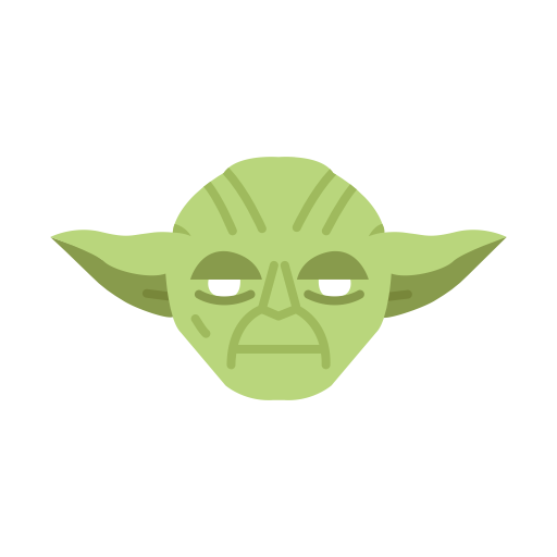 Star Wars Yoda Icon Phone Wallpapers