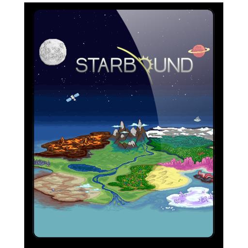 Starbound Dock Icon