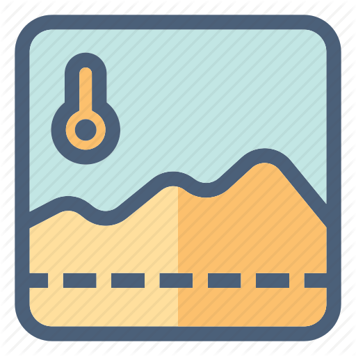 Chart, Forecast, Graph, Prediction, Report, Temperature, Weather Icon