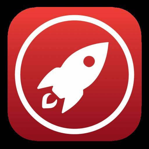 Launchpad Icon Stock Style Iconset Hamza Saleem