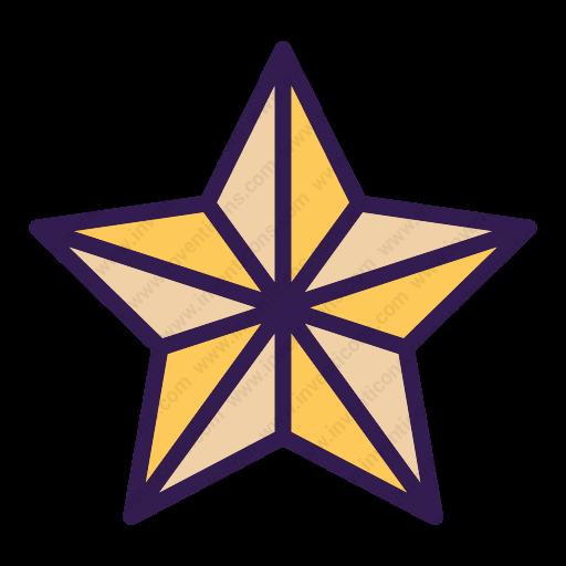 Download Star Icon Inventicons