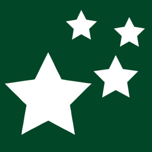 Cropped Cropped Stars Icon