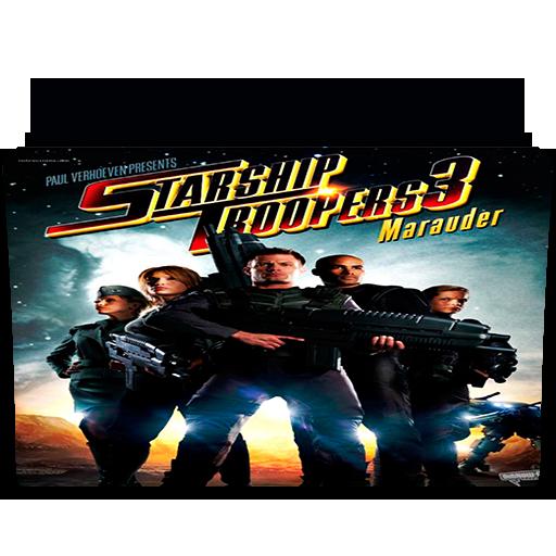 Starship Troopers Folder Icon