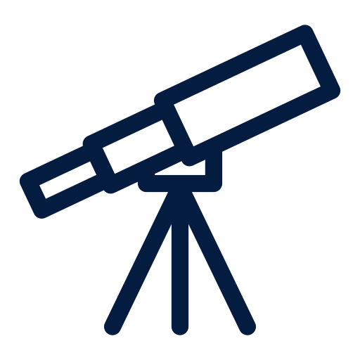 Telescope, Astronomy, Space Icon Free Of Space And Astronomy Icons