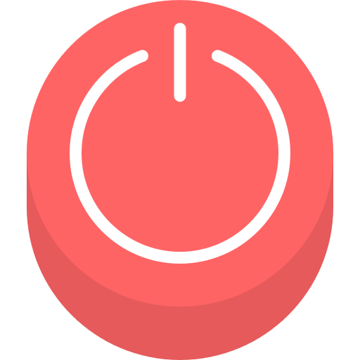 Power Start Button Png Icon