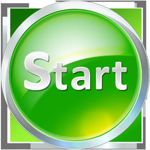 Start Icon Button
