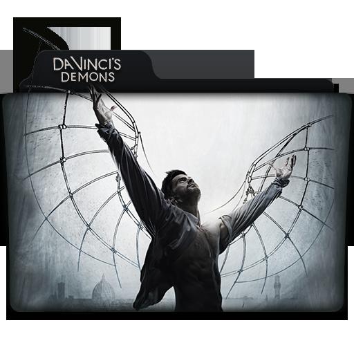 Da Vinci's Demons Folder Icon