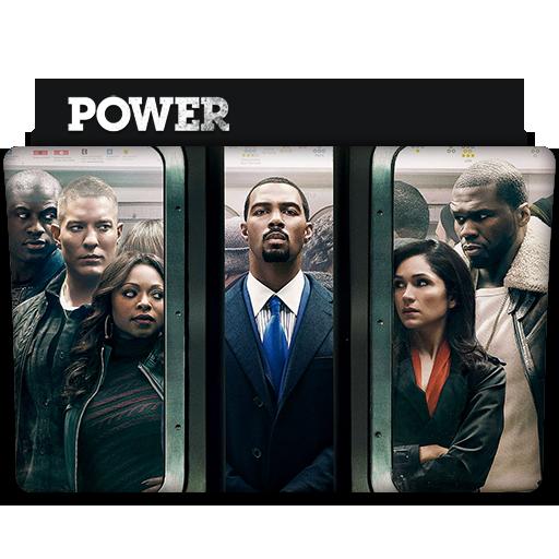 Power Tv Series Folder Icon