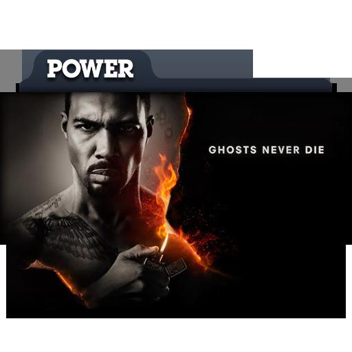 Power Folder Icon