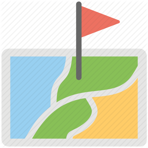Country, Flag, Kingdom, Map, State Icon