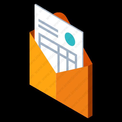 Download Invoice,statement,bill Icon Inventicons