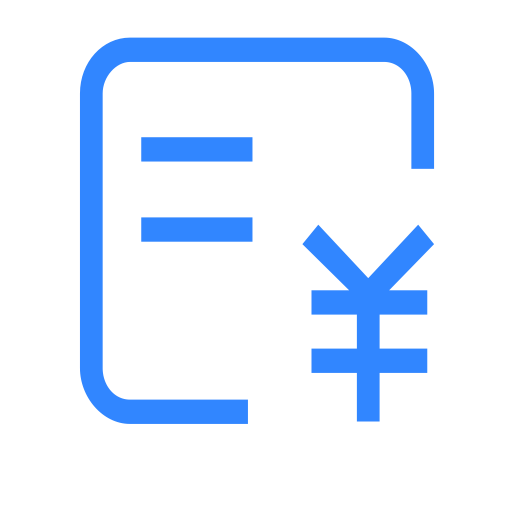 Toll Statement, Account Statement, Bank Statement Icon With Png