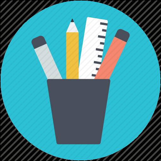 Pen Cup, Pencil Case, Pencil Holder, Pencil Pot, Stationery Holder