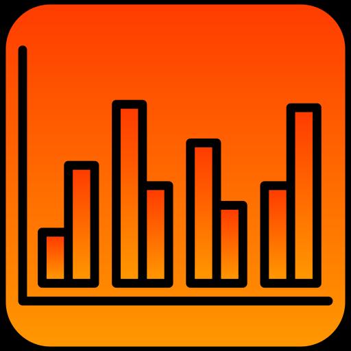 Scientific, Statistics Icon