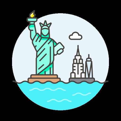 Statue Of Liberty Icon Streamline Ux Free Iconset Streamline Icons