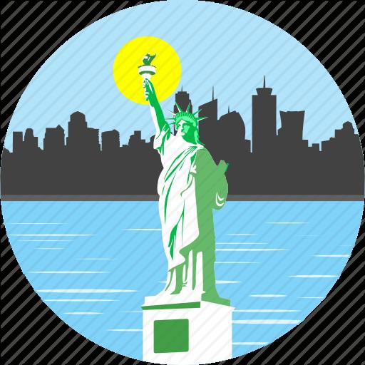 America, American, Liberty, Monument, Newyork, Statue, Statue