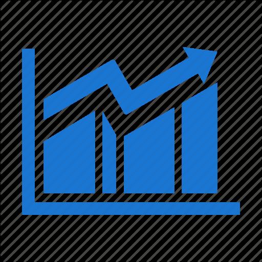 Analytic, Bar, Chart, Data, Finance, Progress Icon