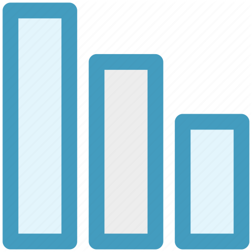 Analytics, Bar, Diagram, Earnings, Graphs, Progress, Sales Icon