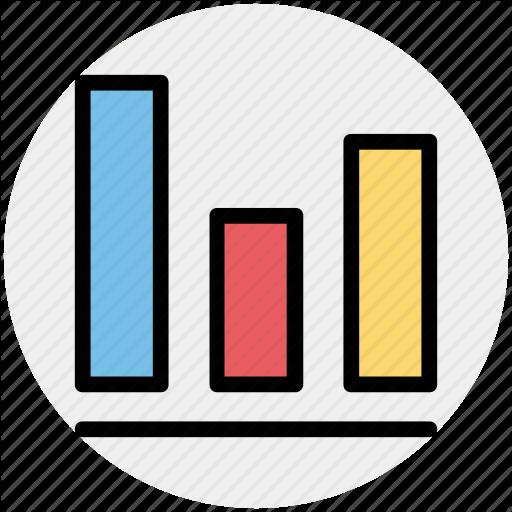 Analytics, Bar, Diagram, Graphs, Progress, Report, Sales Icon