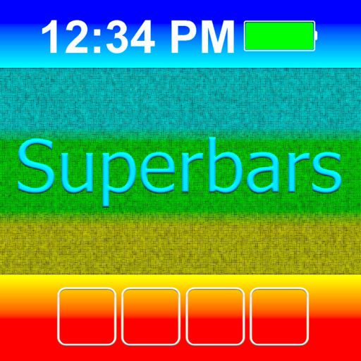 Superbars Create Your Own Wallpapers