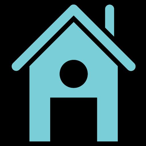 Home, House, Back, Sleep, Homepage, Stay Icon