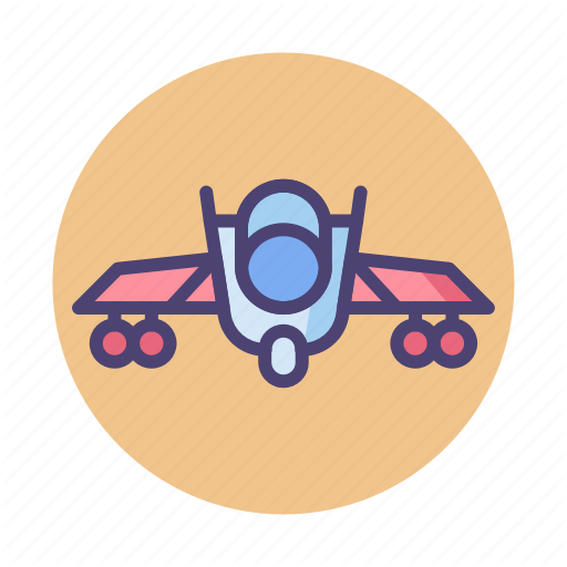 Aircraft, Bomber, Drone, Stealth, Stealth Bomber Icon